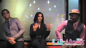 About Last Night Cast Interview with Michael Ealy,Regina ...