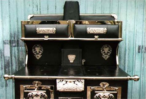 Cast Iron Kitchen Stove