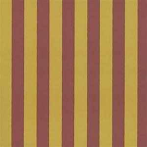 Au Fil Des Couleurs Papier Peint : papier peint fines rayures rouge afdc oxford stripe au ~ Melissatoandfro.com Idées de Décoration