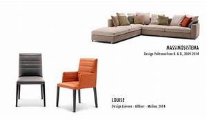 Design magazine Le novità Poltrona Frau al Salone del