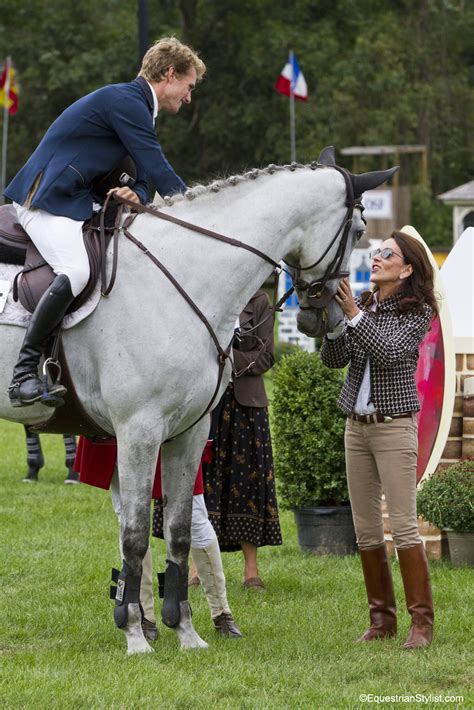 denim jumper equestrian style from the gold cup 2013