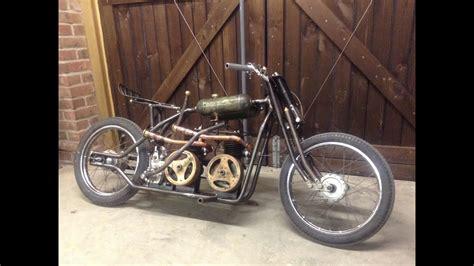 Villiers Twin Engine Bike