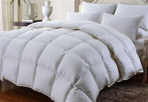 Feather Down Winter Duvet • Grabone Nz