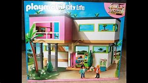HD wallpapers maison moderne playmobil city life top-iphone ...