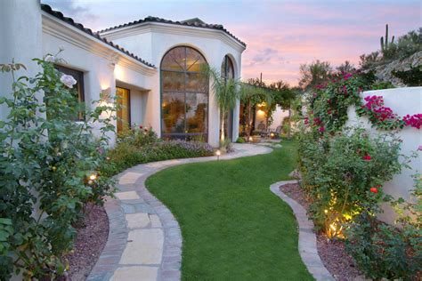 Ground Effects Landscaping Of Tucson Design And