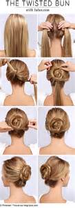comment cuisiner les chignons les 25 meilleures id 233 es concernant coiffure simple et rapide sur coiffures rapides