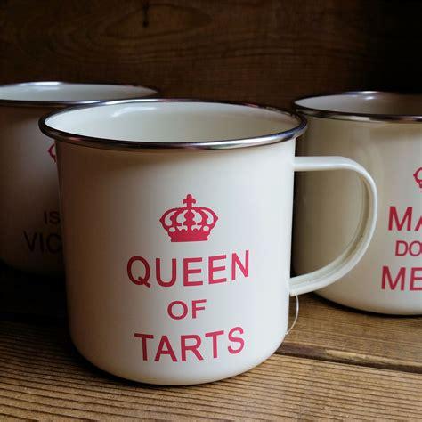 Unique coffee mugs & beautiful coffee mugs. Lots of MUGS Enamel Tin Metal Cups OUTDOOR GARDENING CAMPING MUM DAD FRIEND GIFT | eBay