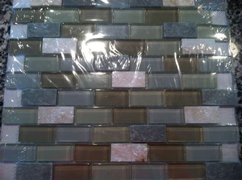 glass backsplash tile menards 20 best images about backsplash on mosaic wall
