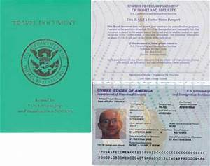 certificates of identity With documents to travel to canada