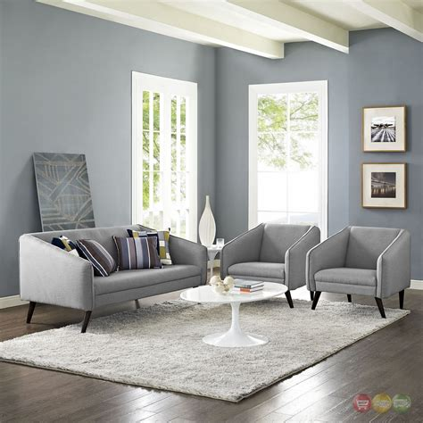 modern  pc upholstered sofa armchairs living room