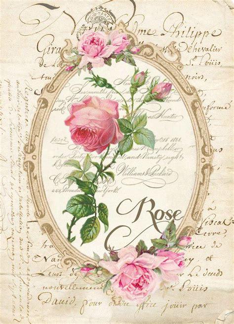 cuadro tris rose shabby декупаж в кургане vk decoupage decoupage vintage decoupage printables vintage flowers