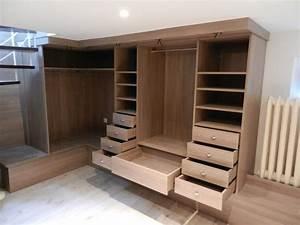 Prix Dressing Sur Mesure : creation dressing ~ Premium-room.com Idées de Décoration