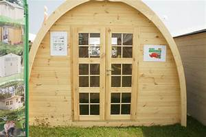 Cabane Bois Pas Cher : chalet de jardin igloo 3x3 chalet et jardin chalet igloo ~ Melissatoandfro.com Idées de Décoration