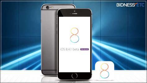 ios 8 for iphone 4 apple ios 8 4 1 diluncurkan demi memperbaiki bug di apple