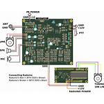 Wiring Arduino Power Rtx Transceiver Diagram 40m