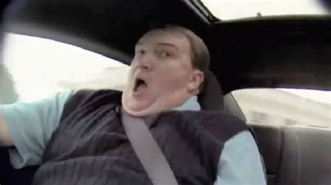 Jeff Gordon Test Drive Goes Viral, Traumatizes Car