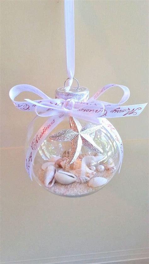 merry christmas seashell ornament non breakable ornament