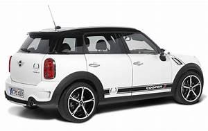 Mini Cooper Blanche : ac schnitzer touches the mini countryman autoevolution ~ Maxctalentgroup.com Avis de Voitures