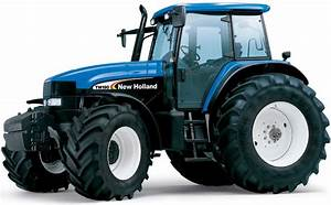 New Holland Tm Series Tractors  Tm120  Tm130  Tm140  Tm155