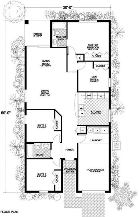 one level house plans small 1 house plans