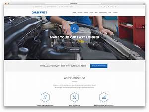 Auto Web : 15 auto service car repair shop wordpress themes 2018 colorlib ~ Gottalentnigeria.com Avis de Voitures
