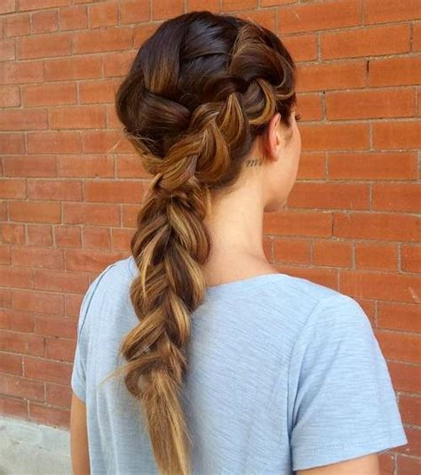 elegant french braid hairstyles
