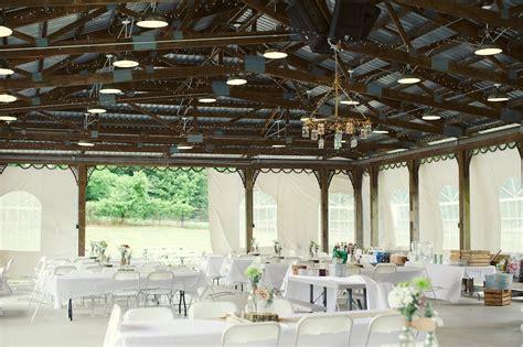rustic wedding venues elegant rustic wedding real wedding photos tent indoor outdoor venue onewed com