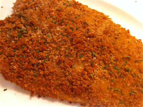 grouper baked bread panko recipe crumbs whole wheat recipes fish