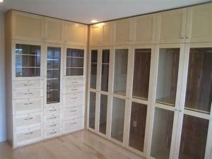 Hand Crafted Custom Closets by Michael Meyer Fine