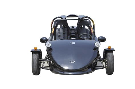 Black Chain Drive 250cc Utility Atv Tricycle , Automatic