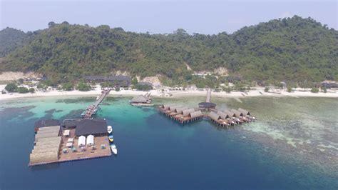 wisata pulau tegal mas lampung