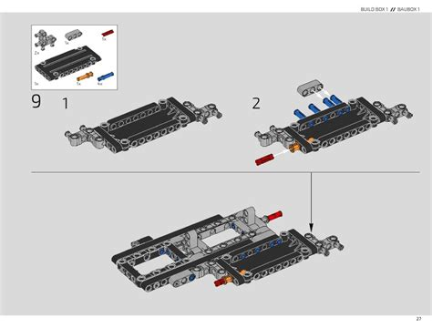 There are also frequently asked questions, a product rating and feedback from users to enable you to optimally use your product. LEGO 42083 Bugatti Chiron Instructions, Technic