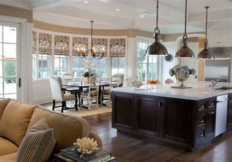 how to plan kitchen cabinets breakfast area in kitchen bay window large industrial 7317