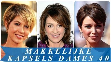 kapsels  dames