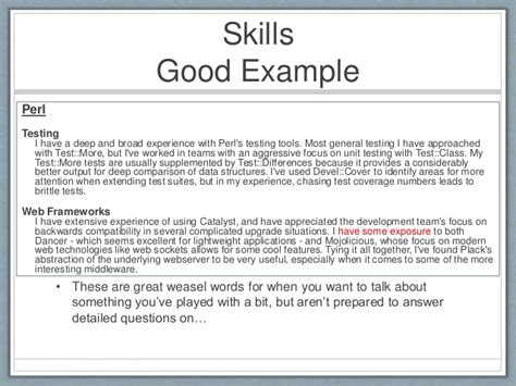How To Write Skills On Resume by 14 List Of Skills To Put On A Resume Salary Format