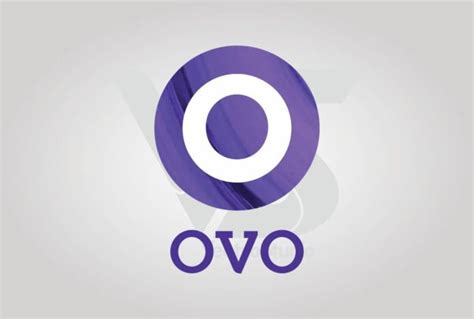 ovo payment logo vector