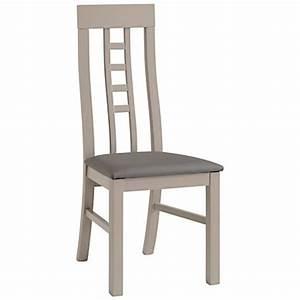 Chaise de salle a manger pas cher butfr for Meuble salle À manger avec chaise cuisine noire