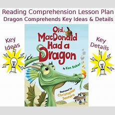 Reading Comprehension Lesson Plan