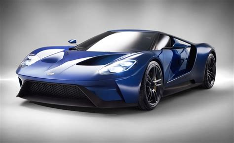 The Blue Oval Supercar Returns Ford's Most