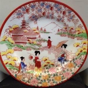 Porzellan Bemalen München : japanischer teller ~ Markanthonyermac.com Haus und Dekorationen