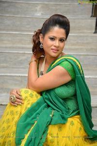 Telugu TV Anchor Shilpa Chakraborty Photos