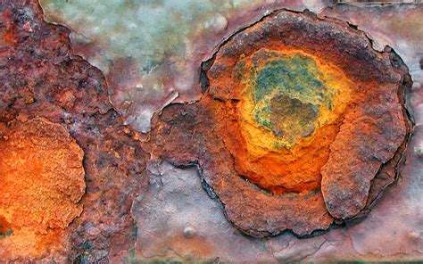 what color is rust palette rust colourlovers