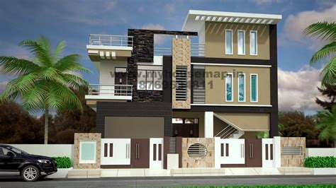 ultra modern front elevation design front elevation