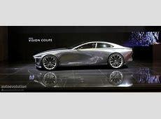 Mazda Vision Coupe Makes European Debut In Geneva, Looks