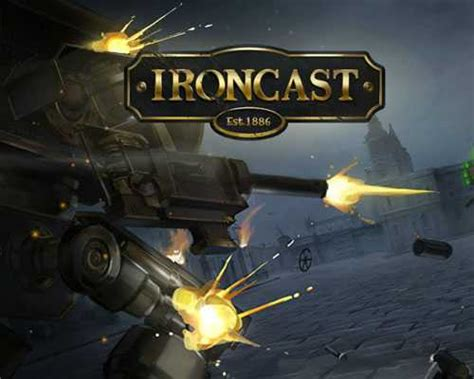 Ironcast PC Game Free Download | FreeGamesDL