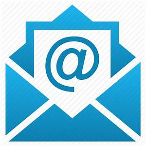 Email envelope mail message news open document send