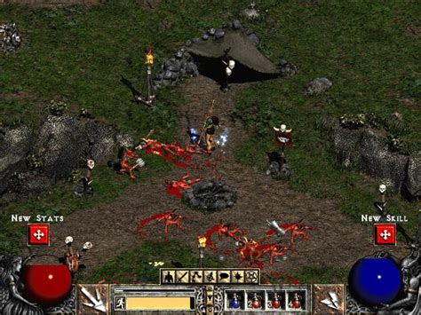 dungeon siege system requirements diablo 2 pc review and pc gaming