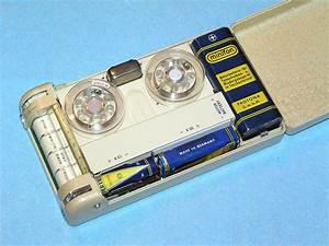 Vintage Technics  Minifon P55l  1957