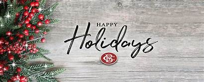 Holidays Happy Holiday Bank Banner Message Cnb