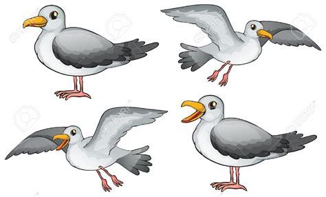 Seagull Clipart Clipart Seagull Silhouette Clip Of Seagull Clipart